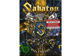 Sabaton - SWEDISH EMPIRE LIVE (LIMITED EDITION/DIGI) - (DVD)