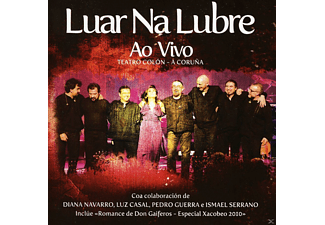 Luab Na Lubre - Ao Vivo - (CD)