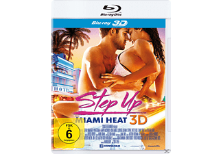 Paramount Home Entertainment Step Up - Miami Heat Tanzfilm Blu-ray 3D