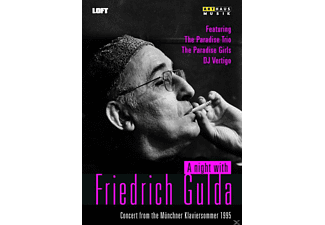 Paradise Trio - A Night With Friedrich Gulda - (DVD)