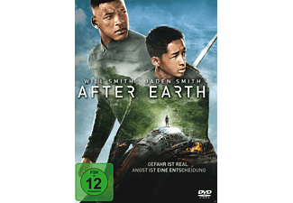 After Earth - (DVD)