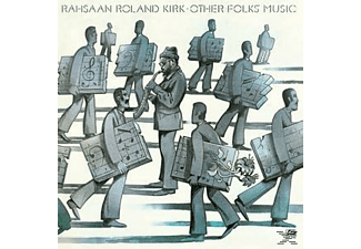Rahsaan Roland Kirk - Other Folks' Music [CD]
