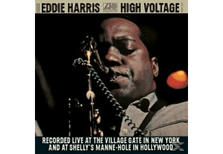 Eddie Harris - High Voltage - (CD)