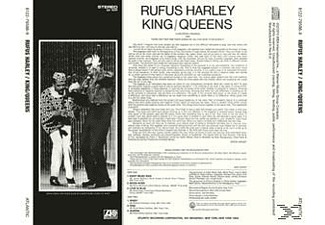 Rufus Harley - King/Queens - (CD)