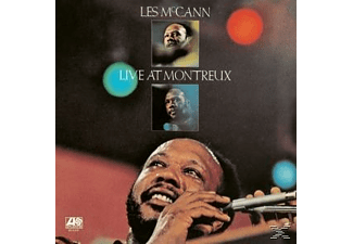 Les Mccann - Live At Montreux - (CD)