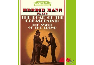 Herbie Mann - The Roar Of The Greasepaint - The Smell Of The Crowd - (CD)