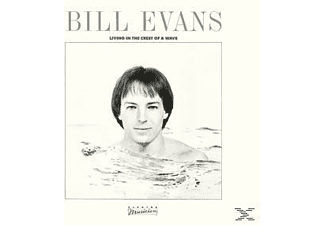 Bill Evans - Living In The Crest Of A Wave - (CD)