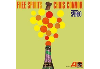 Chris Connor - Free Spirits [CD]