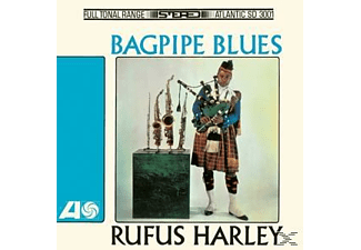 Rufus Harley - Bagpipe Blues - (CD)