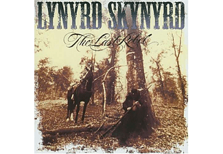Lynyrd Skynyrd - The Last Rebel (CD)