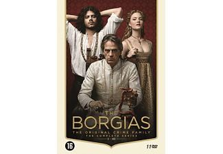 The Borgias Complete Serie TV-serie