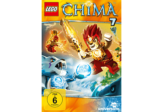 007 - LEGO Legends of Chima - (DVD)