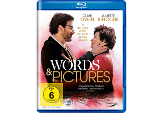 WORDS AND PICTURES - (Blu-ray)