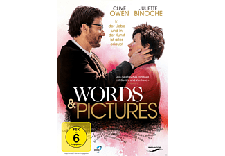 WORDS AND PICTURES - (DVD)