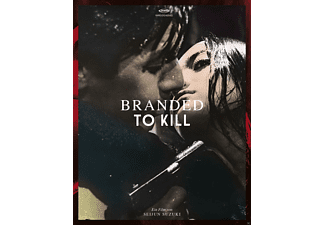 Branded to Kill - (Blu-ray)