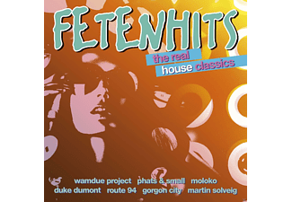 VARIOUS - Fetenhits: The Real House Classics [CD]