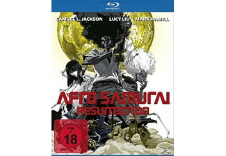 Afro Samurai: Resurrection [Blu-ray]