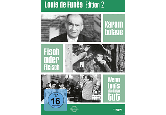 Louis de Funes - Edition 2 - (DVD)