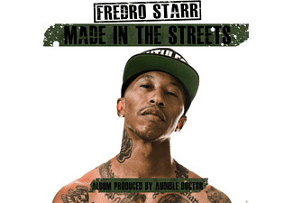 Fredro Starr - Made In The Streets [CD]