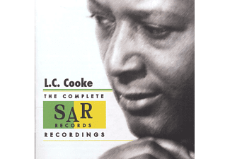 L.C. COOKE - The Complete Sar Recordings [CD]