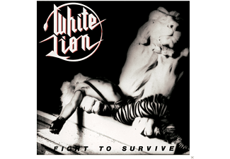 White Lion - Fight To Survive (Lim.Collector's Edition) - (CD)