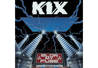 Kix - Blow My Fuse (Limited Collector's Edition) - (CD)