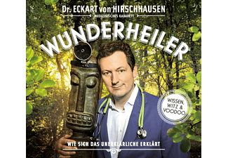 Wunderheiler - 1 CD - Comedy