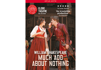 Eve Best, Philip Cumbus - Much Ado About Nothing - (DVD)