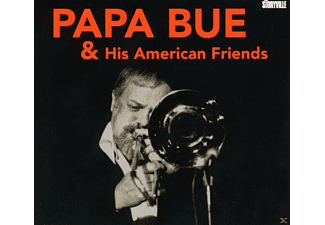 Papa Bue's Viking Jazzband - Papa Bue & His American Friends - (CD)