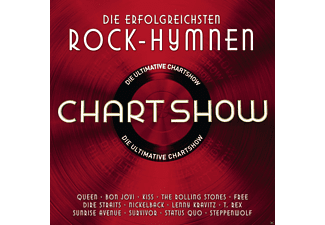 VARIOUS - Die Ultimative Chartshow - Rock Hymnen [CD]