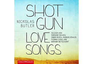 Shotgun Lovesongs - (CD)