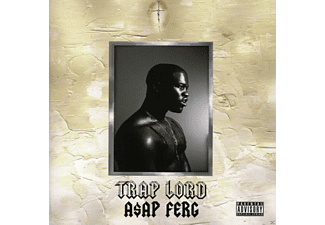 A$AP Ferg - Trap Lord (Explicit) [CD]