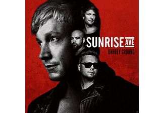 Sunrise Avenue - UNHOLY GROUND (DELUXE EDITION) [CD]