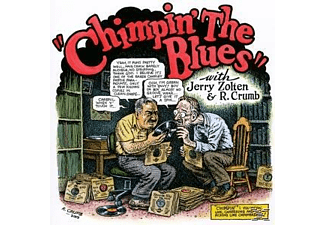 Robert -& Jerry Zolten Crumb - Chimpin' The Blues - (CD)