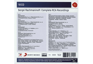Various - Complete Rca Recordings [CD]