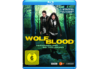 Wolfblood - Verwandlung bei Vollmond - Staffel 1 [Blu-ray]