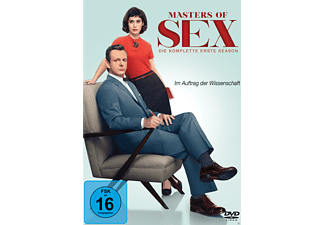Masters of Sex - Staffel 1 - (DVD)