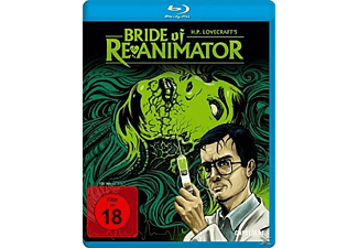 BRIDE OF RE-ANIMATOR - (Blu-ray)