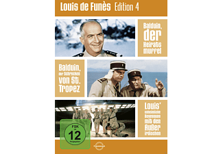 Louis de Funes - Edition 4 [DVD]