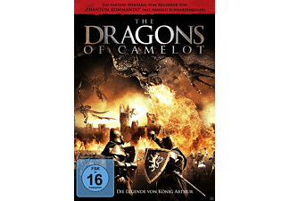 Dragons of Camelot - Die Legende von König Arthur [DVD]