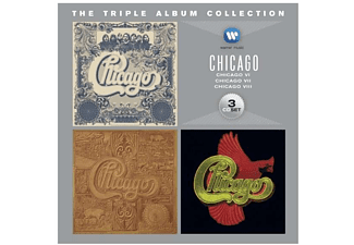 Chicago - The Triple Album Collection (CD)