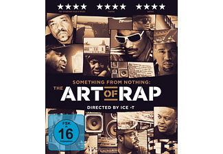 Ice-T, Dr. Dre, Run DMC, Kanye West, Eminem - Something from Nothing: The Art of Rap [Blu-ray]