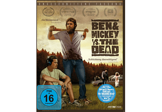 Ben & Mickey vs. The Dead - (Blu-ray)