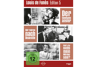 Louis de Funes - Edition 5 [DVD]