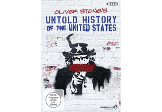 Oliver Stone's Untold History of the United States - (DVD)