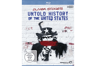 Oliver Stone's Untold History of the United States - (Blu-ray)