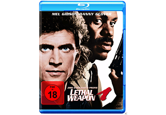 Lethal Weapon 1 - Zwei stahlharte Profis [Blu-ray]