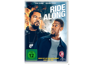 Ride Along - (DVD)