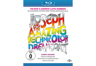 Joseph and the Amazing Technicolor Dreamcoat - (Blu-ray)