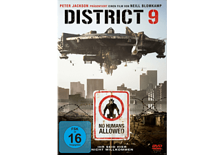 District 9 Science Fiction DVD